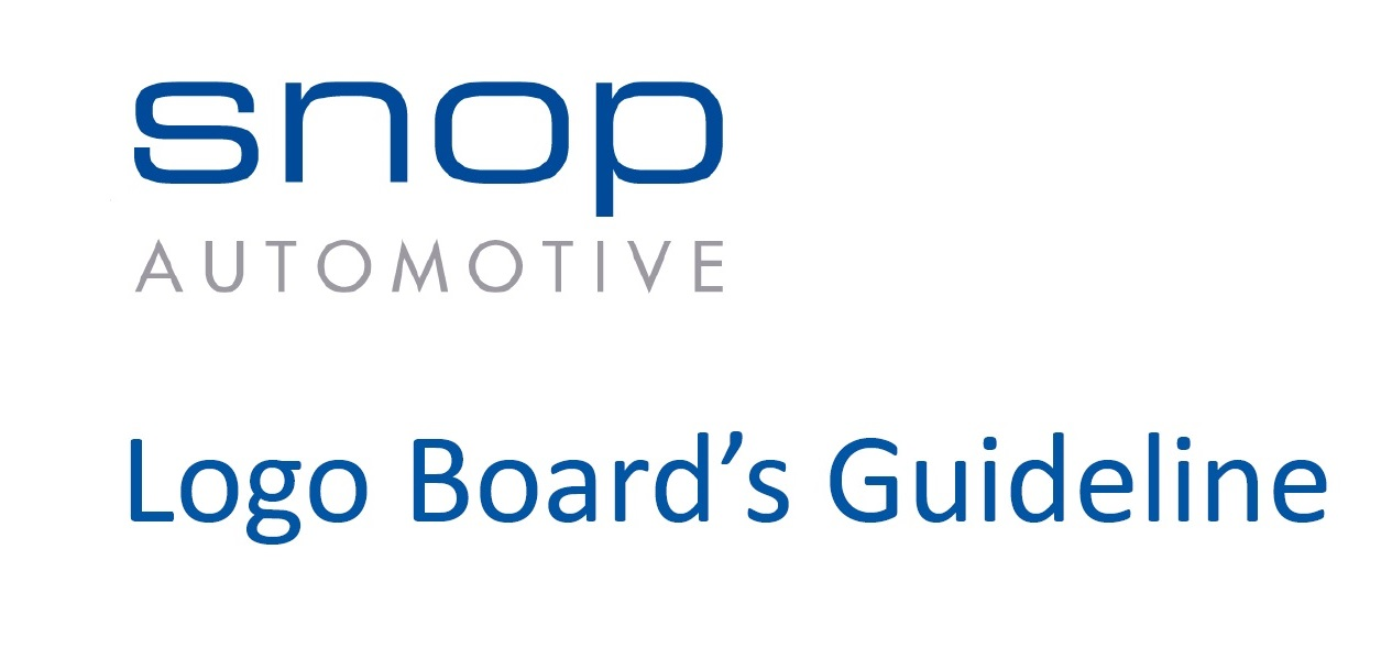 Snop Automotive Mlada Boleslav s.r.o.