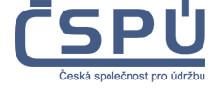 Česká společnost pro údržbu, z.s.